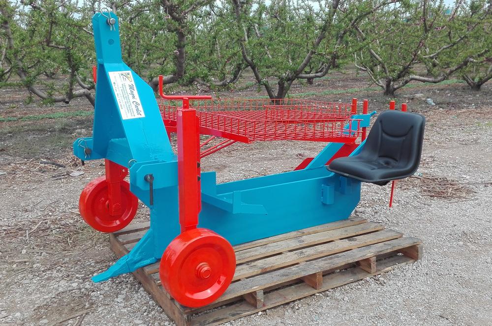 Plantadora arboles